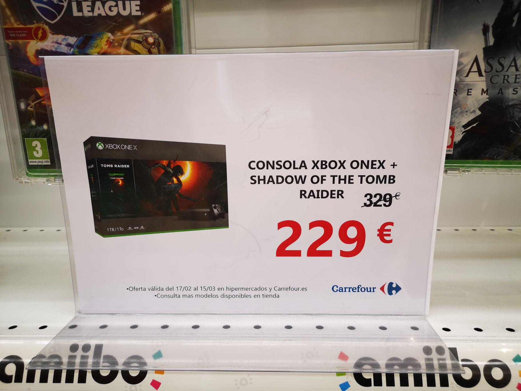 Consola Xbox x