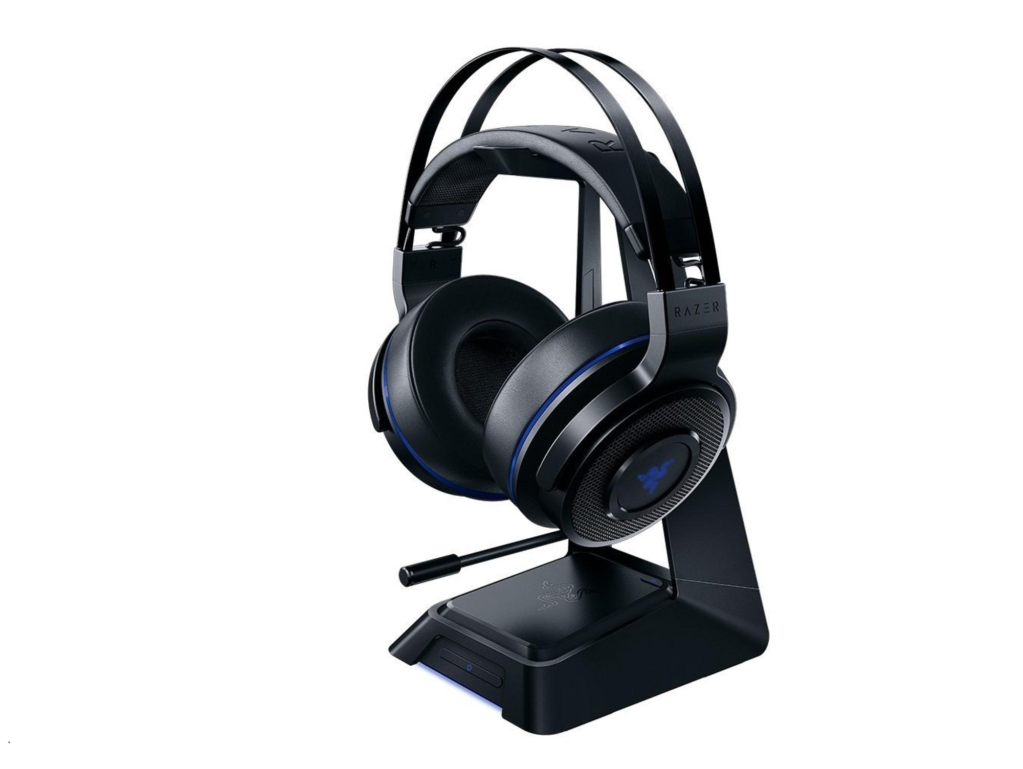 Razer Thresher Ultimate Dolby - Auriculares inalámbricos con sonido envolvente 7.1