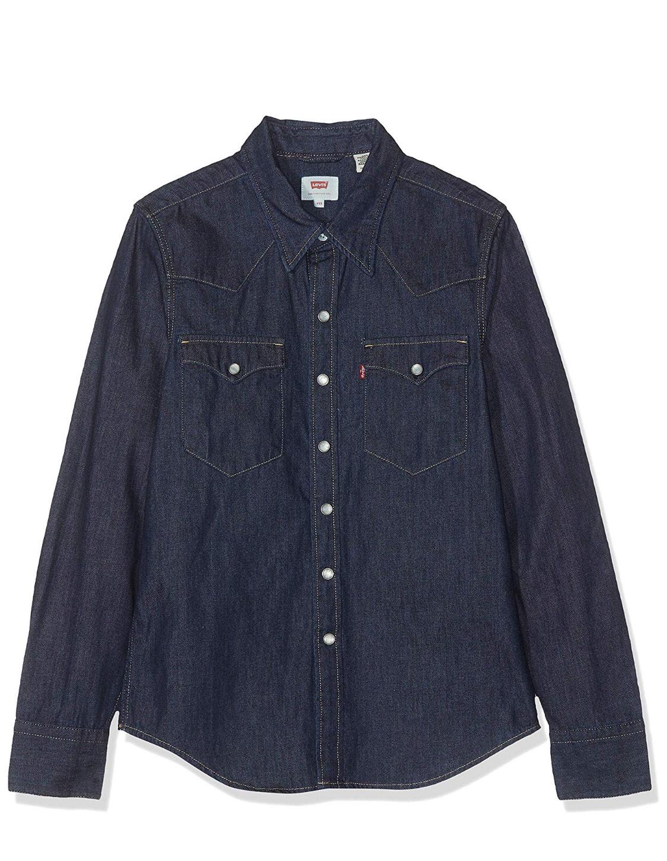 Levi's Camisa Vaquera para Hombre