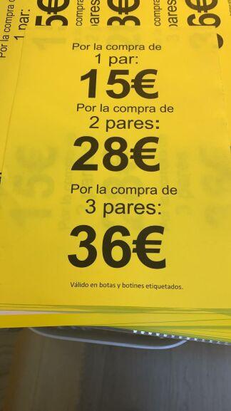 Super promoción Merkal Calzados-Vélez Málaga (C.C. el Ingenio)