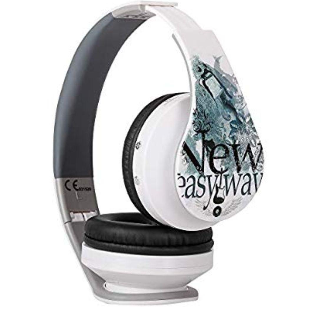 Cascos estéreo con Reproductor de MP3 Integrado
