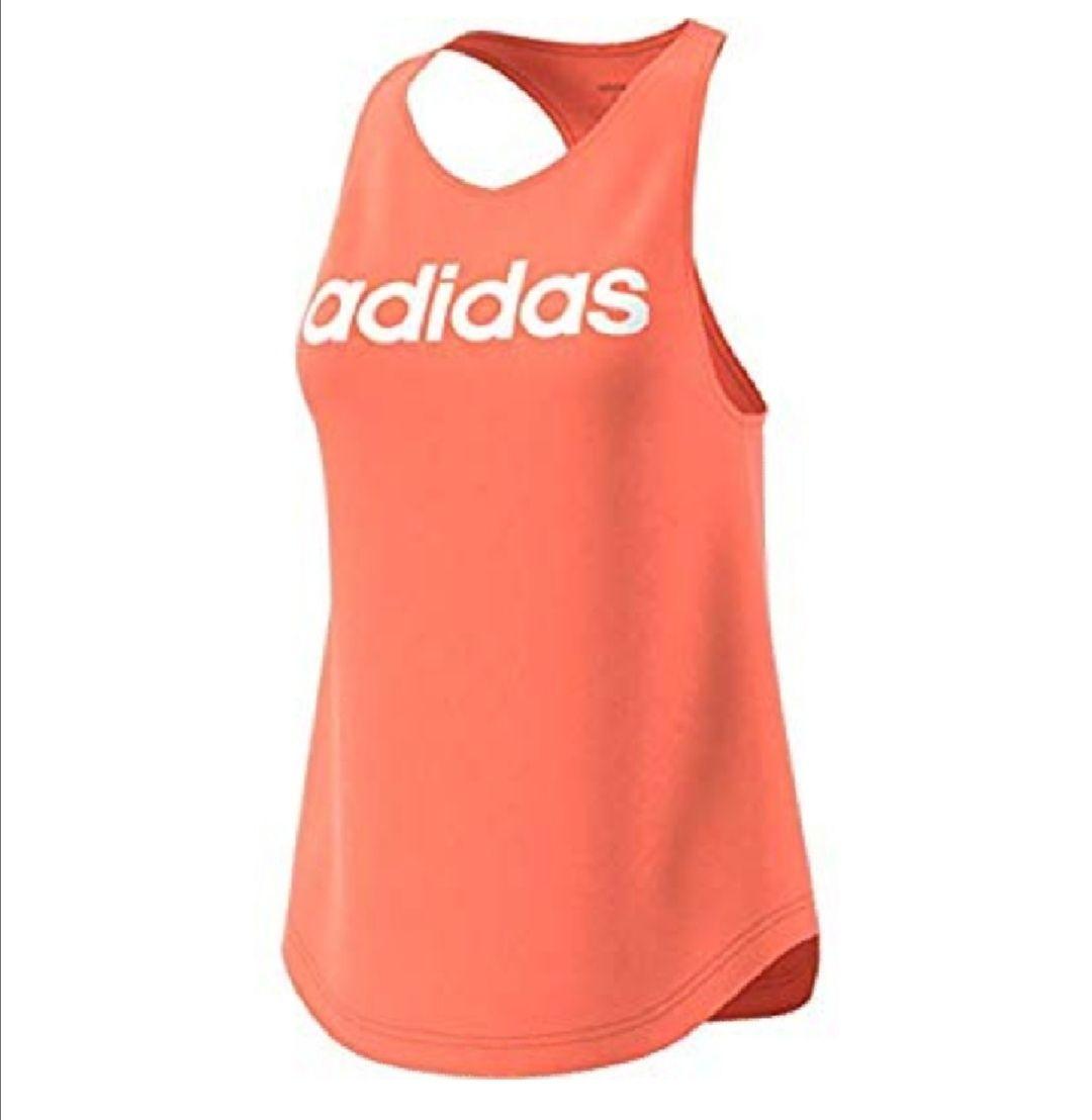 Adidas. Camiseta tirantes mujer