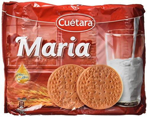 Pack 5 Paquetes Galletas Maria Cuétara Oleo Equilibre (5x800g)