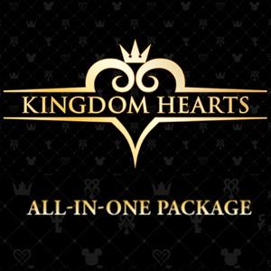 KINGDOM HEARTS colección completa (Ps4)