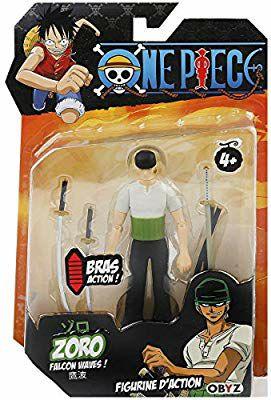 Figura Once Piece Action Figure Zoro.
