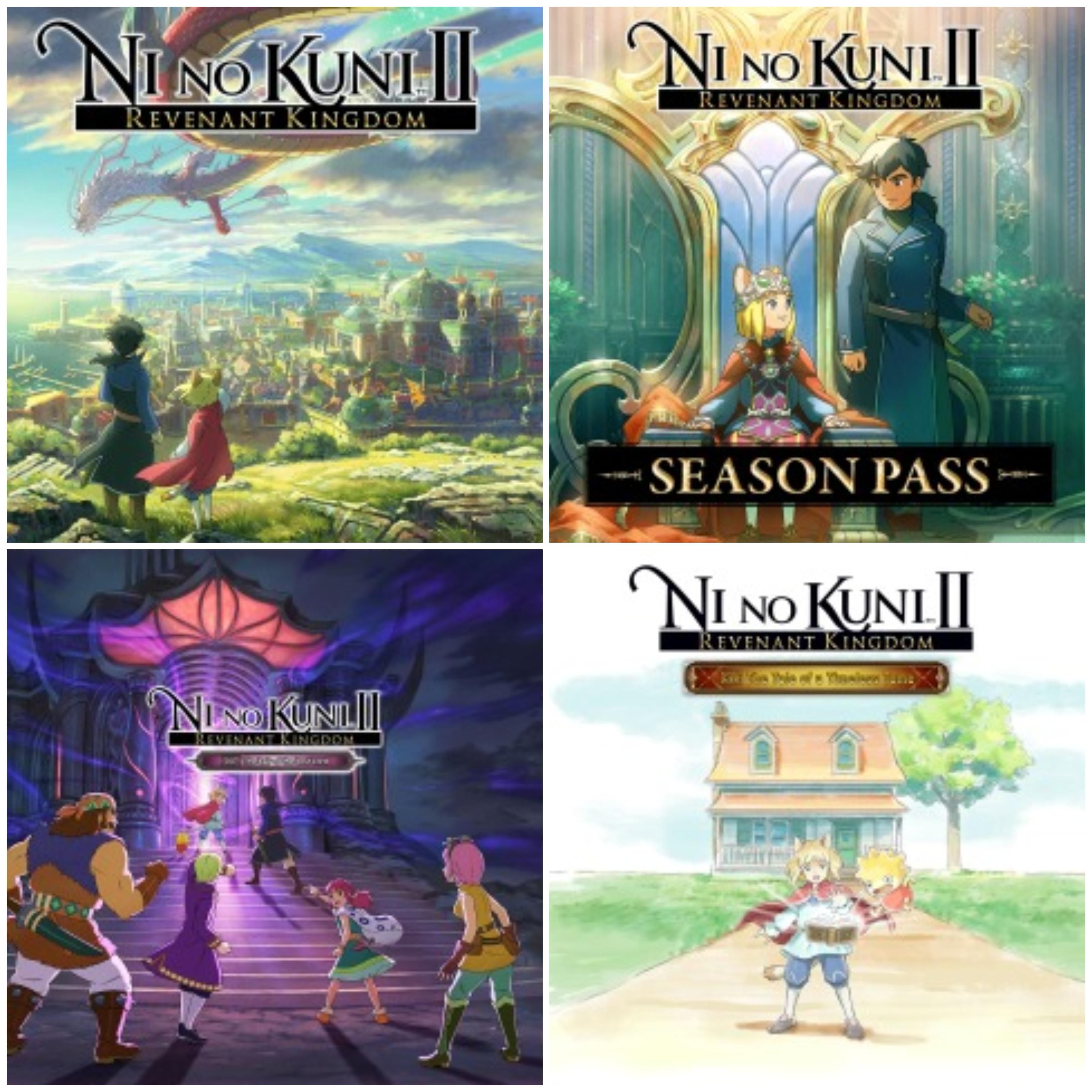 Ni no Kuni Saga: Una obra maestra de los juegos de rol (PS4)