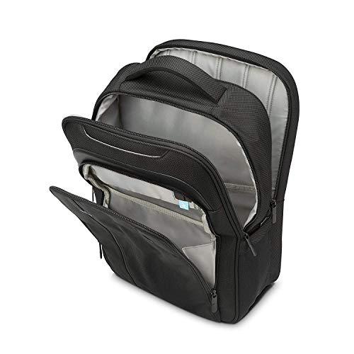 """HP SMB - Mochila para portátiles hasta 15.6"""" (Gran cantidad de Bolsillos, Asas duraderas, Acceso fácil y Seguro) Negro y tipo maletin."""