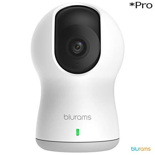 Cámara 1080 Blurams reconocimiento facial +Wifi +modo crucero +Compatible con Alexa