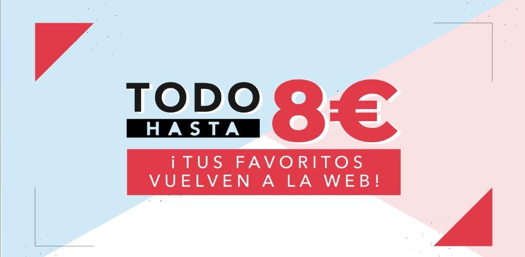 Rebajas en Gocco Ropa Para niños/as muchas prendas hasta 8€