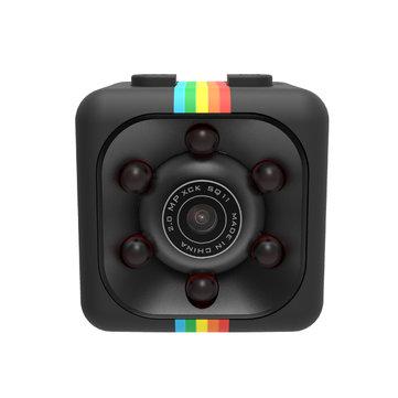 Minicámara SQ11 1080P FullHD solo 3.7€