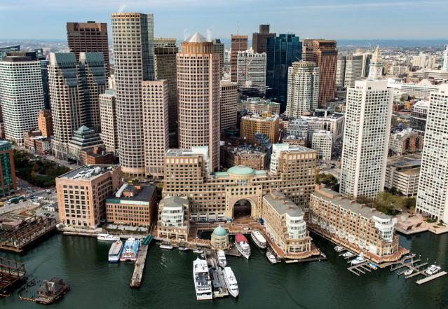 Vuelos directos a Boston desde 184€ ida y vuelta
