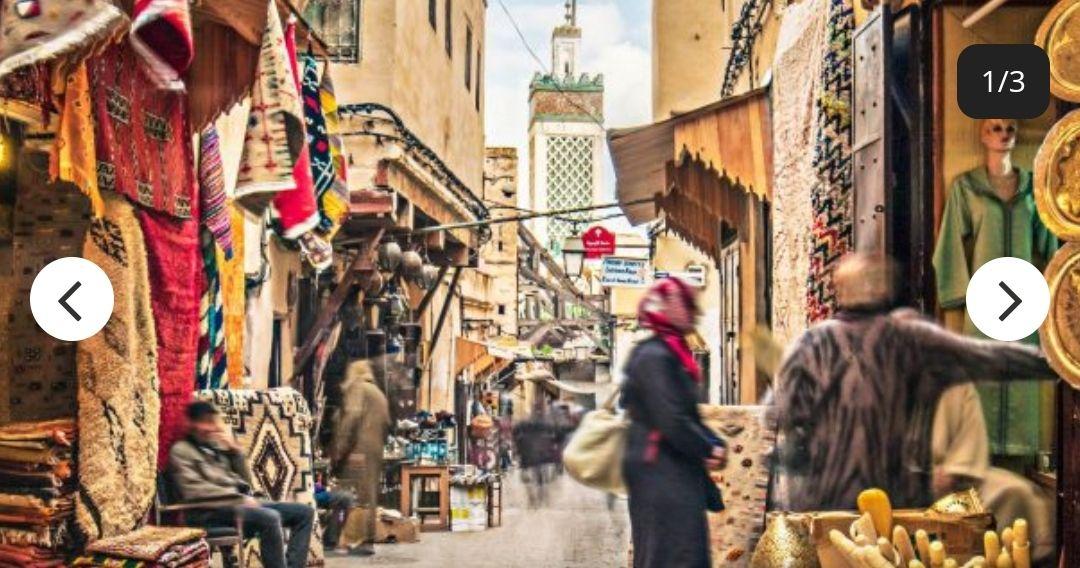 Fez(Marruecos)(Mayo) 3 noches alojamiento+Desayunos+Vuelos (Málaga)+otros aeropuertos