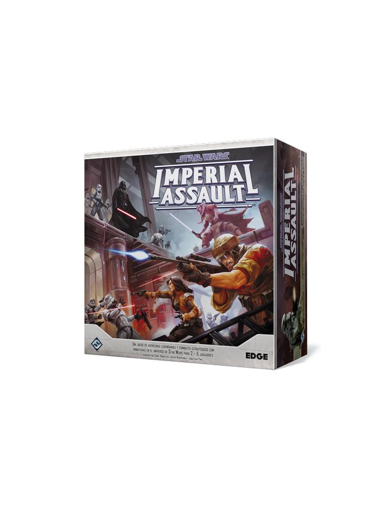 Rebaja para Star Wars Imperial Assault