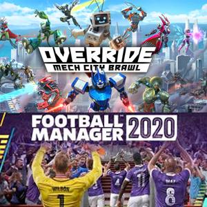 Steam :: Jugar gratis Football Manager 2020, FM2020 Touch y Override: Mech City Brawl ( una semana)