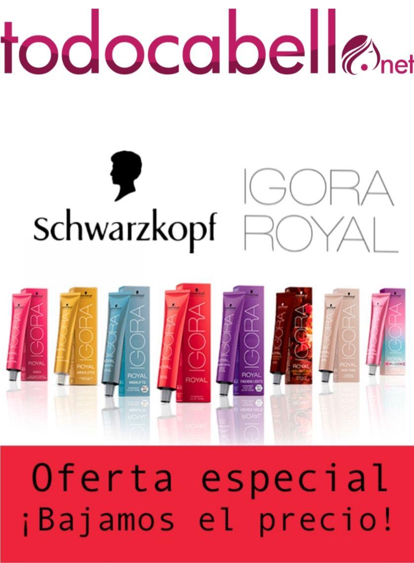 Tintes Schwarzkopfcon un descuento especial del21 al 25 de febrero