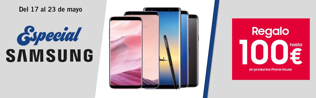 Hasta 211 euros de descuento en Samsung