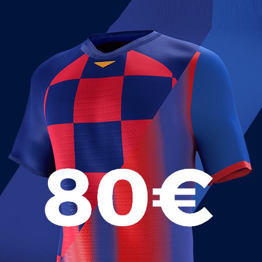 Consigue 80€ SIN RIESGO si Barcelona gana al Eibar en el Camp Nou