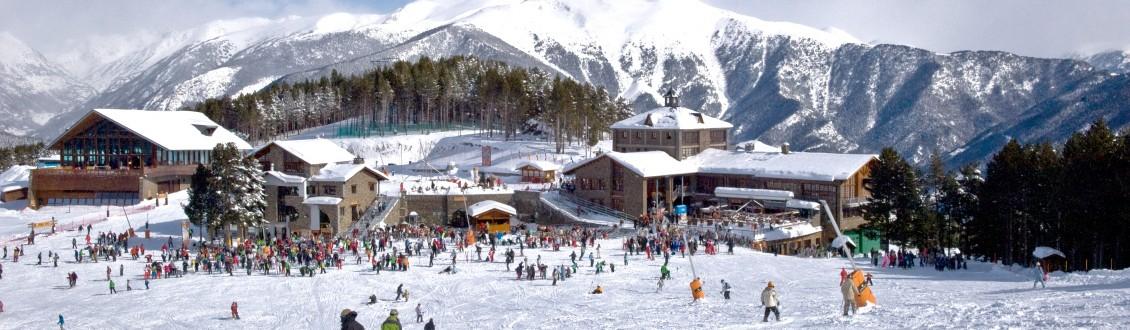MARZO Andorra fin de semana de esquí con forfait incl