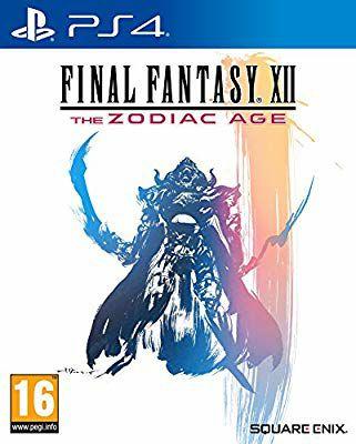 Final fantasy XII Zodiac age ps4