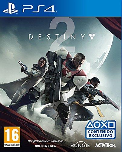 Destiny 2 - Edición Estándar (físico) - PS4
