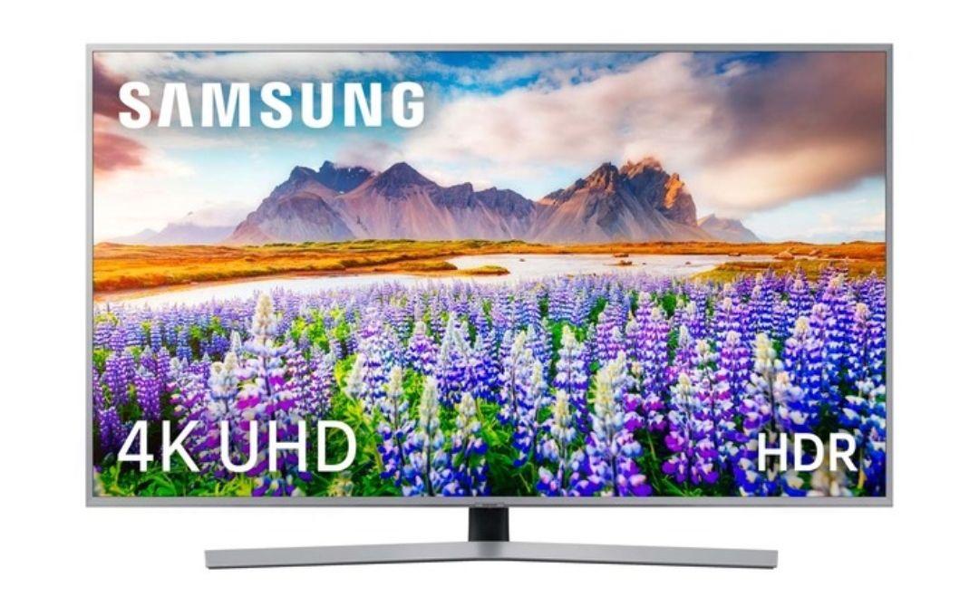 """TV LED (65"""") Samsung UE65RU7475 4K con Inteligencia Artificial (IA), HDR y Smart TV"""