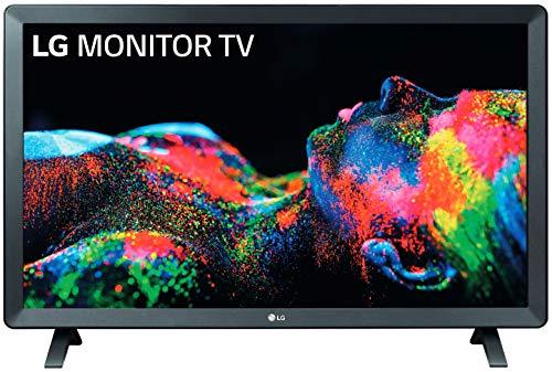 """LG 24TL520S-PZ - Monitor Smart TV de 61cm (24"""") con pantalla LED HD"""