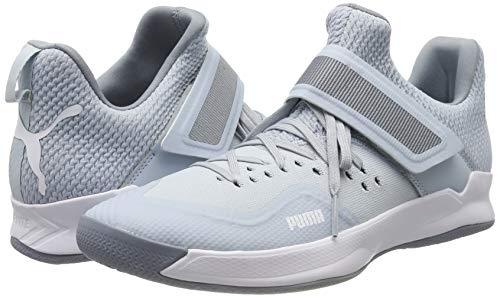 PUMA Rise XT Netfit 2, Zapatos de Futsal Unisex Adulto en 2 colores.