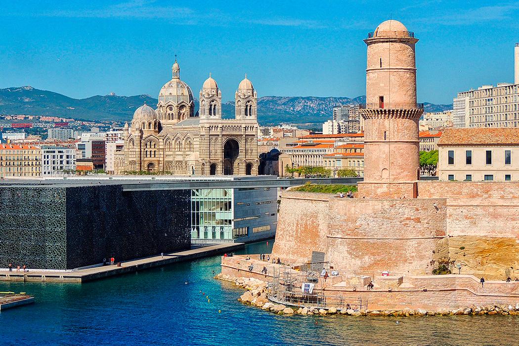 Viaje a Marsella desde Málaga