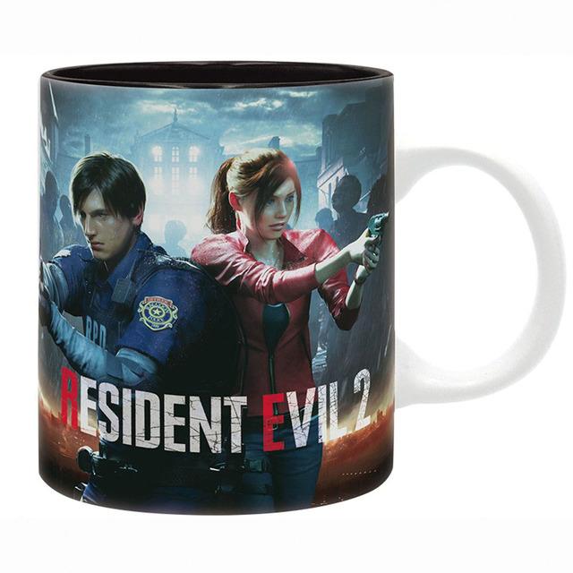 Tazas Resident Evil oferta ECI