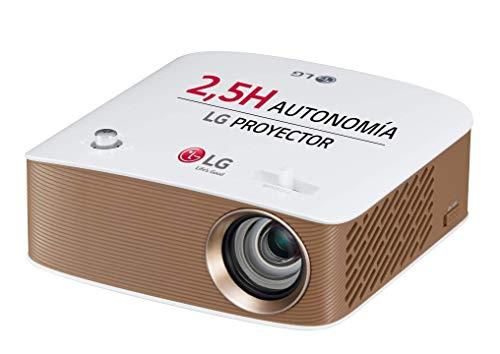 LG Cinebeam Ph150G - Proyector con Batería Integrada