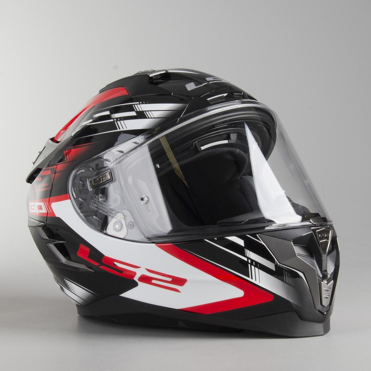casco integral LS2 Challenger HPFC FF327