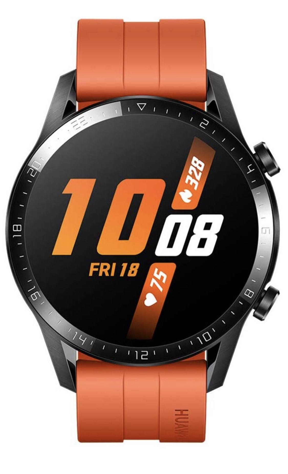 Huawei Watch GT2 naranja