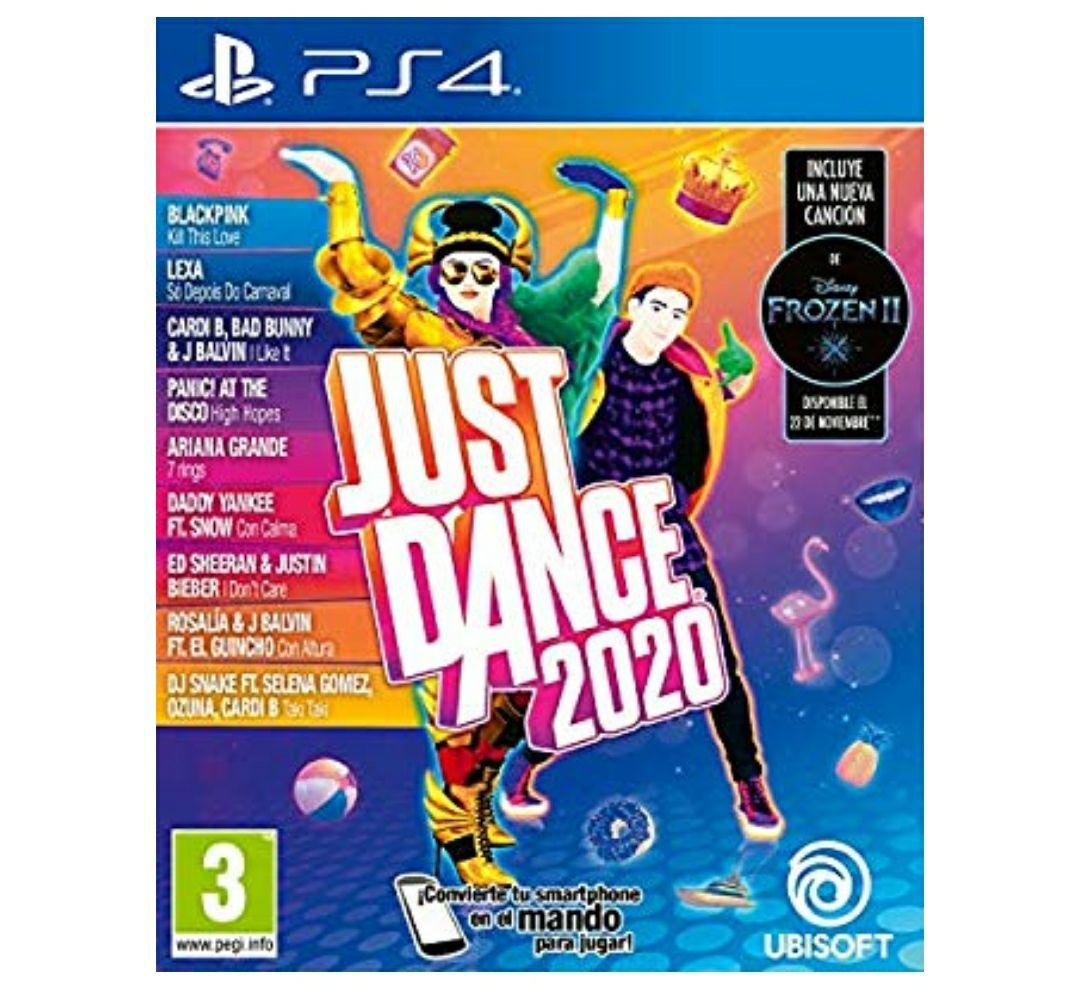 Just dance 2020 PS4, Reaco - Muy bueno