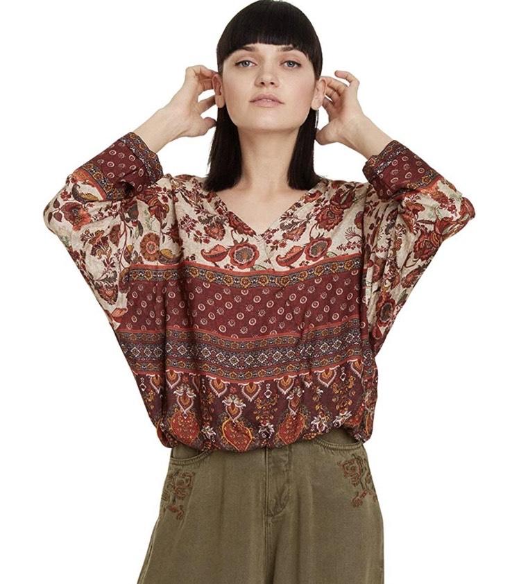 Desigual, blusa para mujer