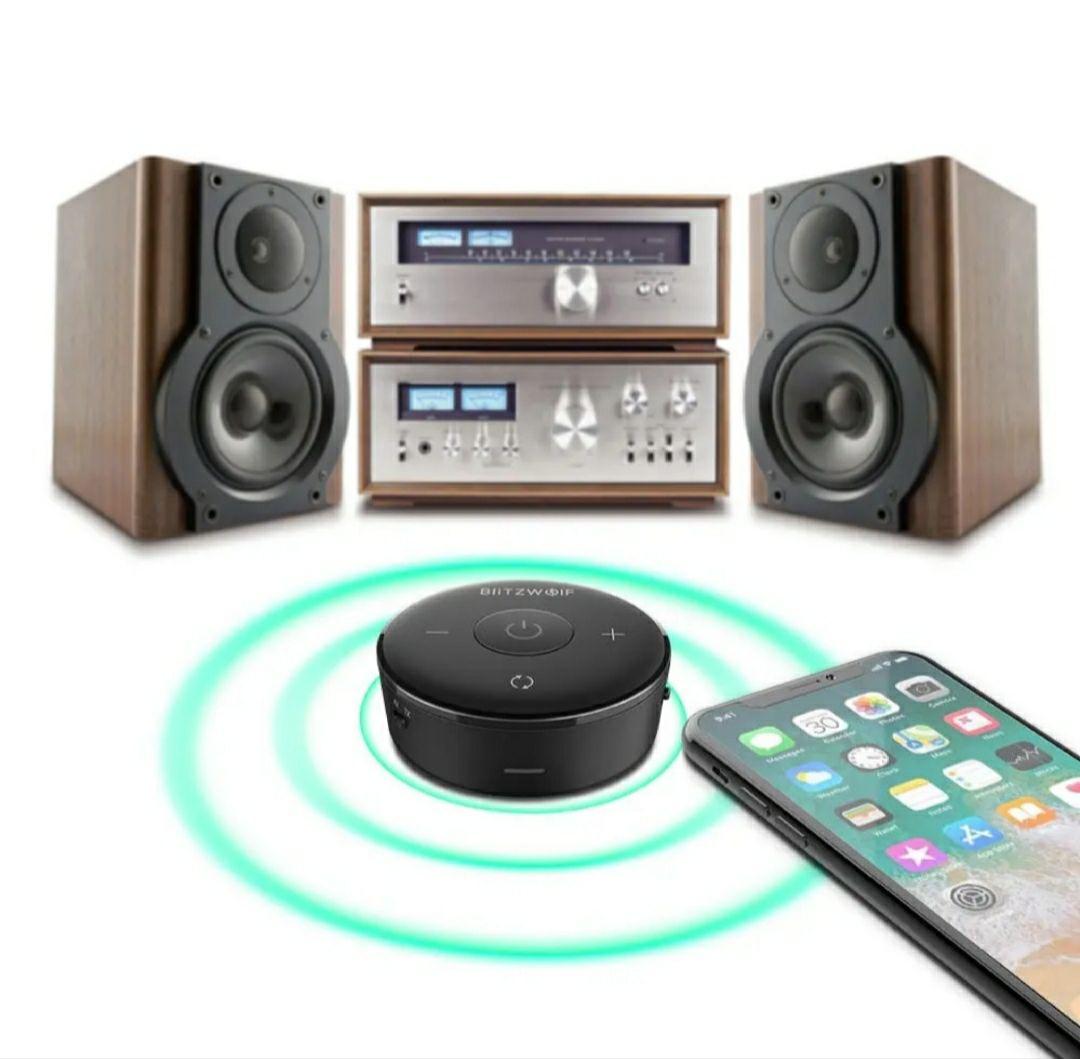 Banggood: receptor Bluetooth transmisor 2 en 1