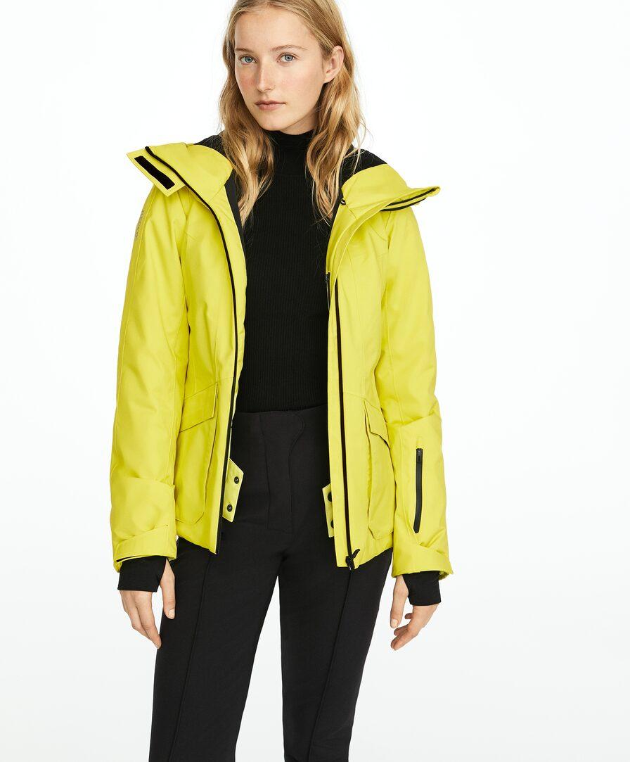 Oysho RECCO® reflective jacket. Lo he comprado en el Oysho de Santander