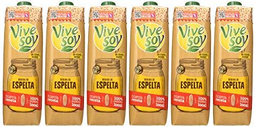 Vivesoy bebida de espelta 6x1L