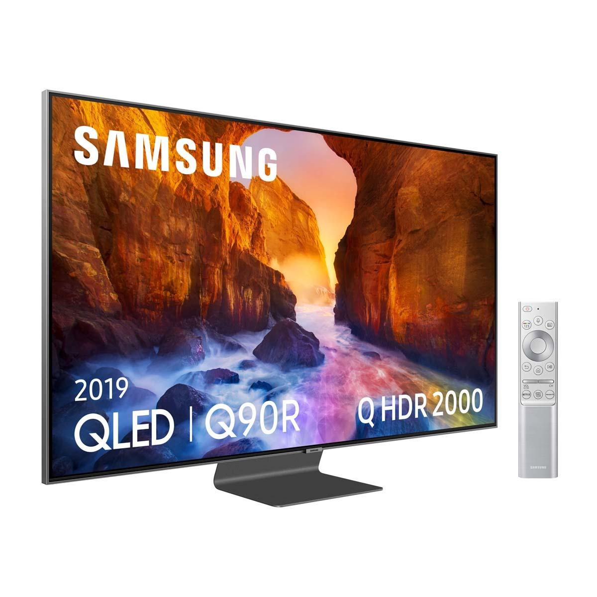 "TV QLED 163 cm (65"") Samsung QE65Q90R 4K"