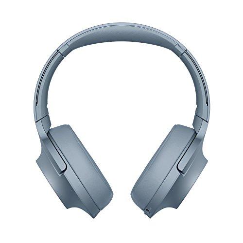 Sony WHH900N - Auriculares de Diadema inalámbricos (H.Ear, Hi-Res Audio, cancelación de Ruido