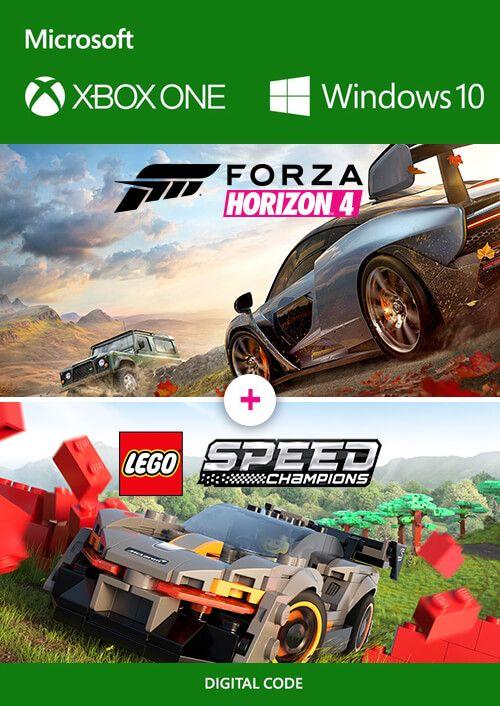 Forza horizon 4 Lego pack.. No incluído Forza horizon 4