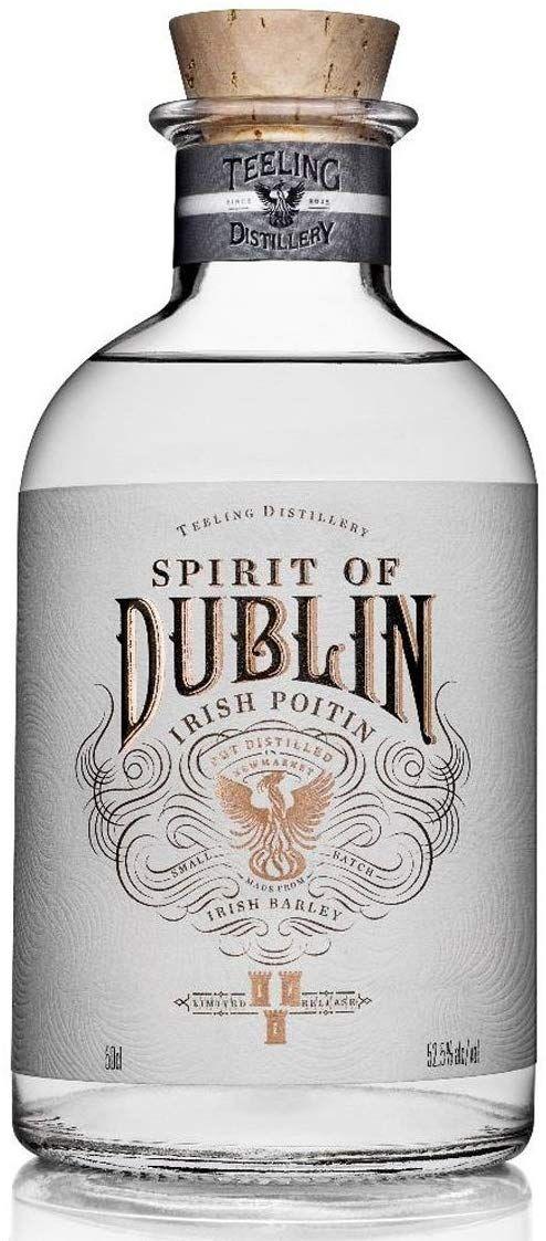 Poitín Teeling Irish Spirit of Dublin - 500 ml.
