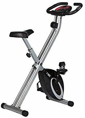 Bicicleta estática con sensores de Pulso.