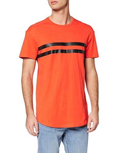 JACK & JONES Jcoleaf tee SS Crew Neck Camiseta para Hombre en 4 colores.