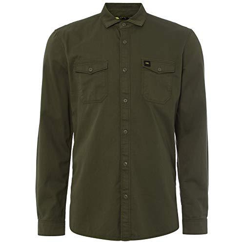 O'NEILL LM Creek Twill Shirt - Camisa Twill para Hombre Hombre en 4 colores.