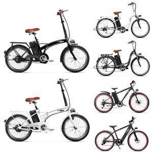 Bicicletas Eléctricas (Varios Modelos)