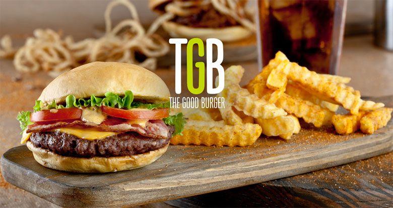 Gastos de envío gratis en The Good Burger con Just Eat
