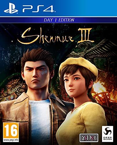 Shenmue 3 PS4 29,90 MÍNIMO HISTÓRICO