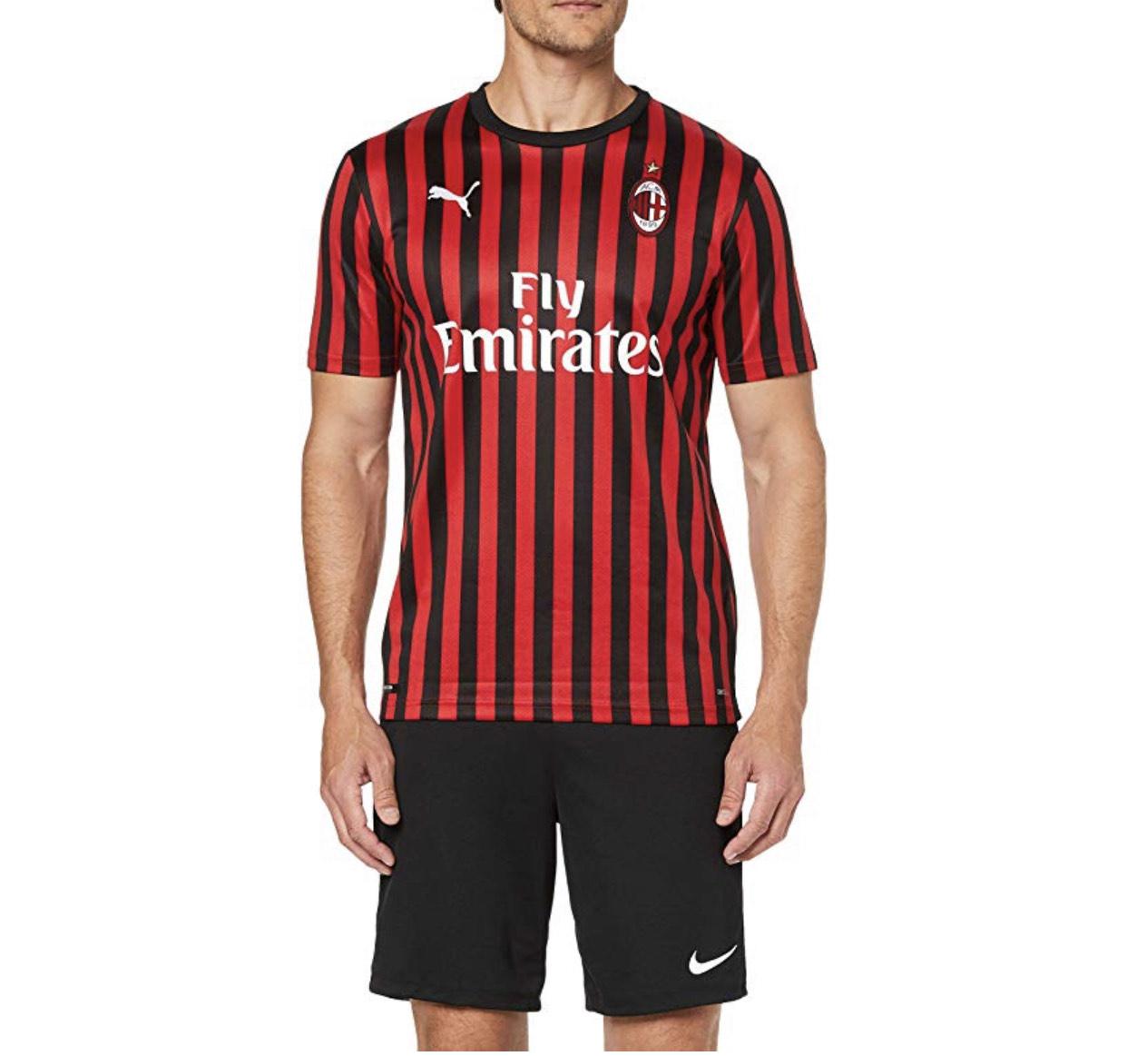 Camiseta Milán puma