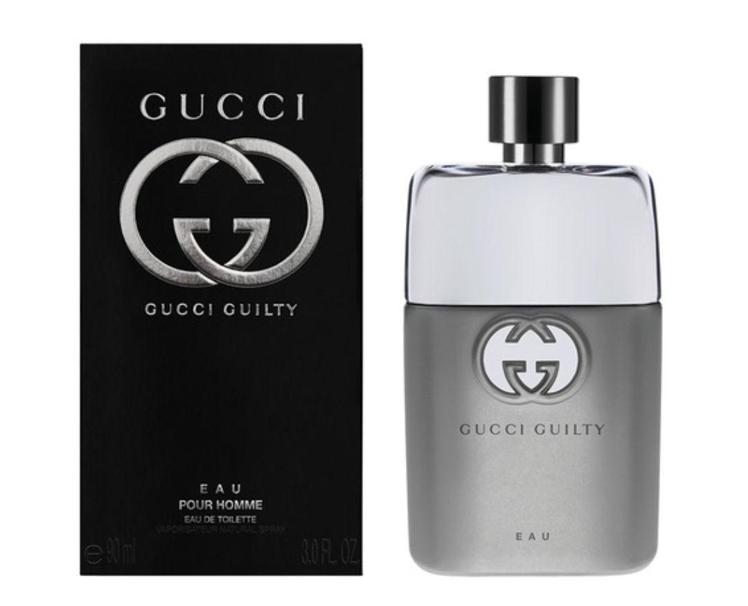Gucci Guilty Eau para hombre Eau De Toilette 90ml