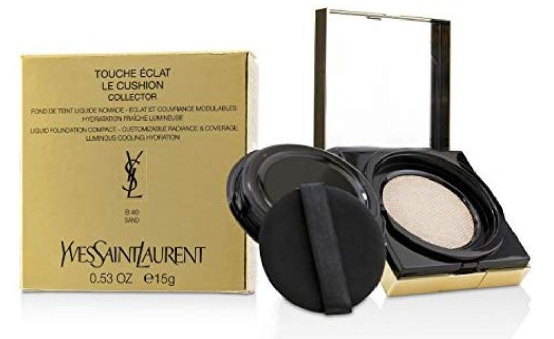 Yves Saint Laurent, Base de maquillaje